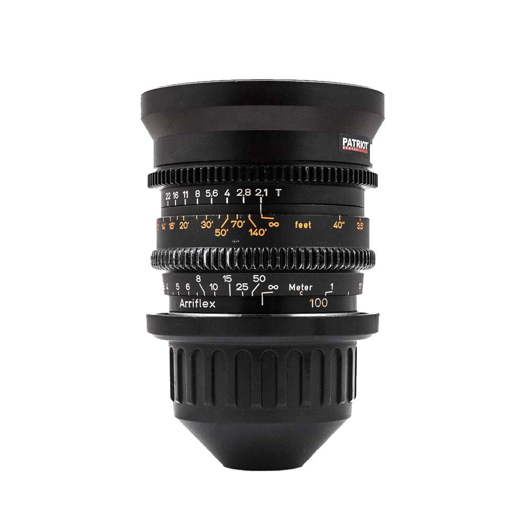100 mm ZEISS PRIME Lens T2.1