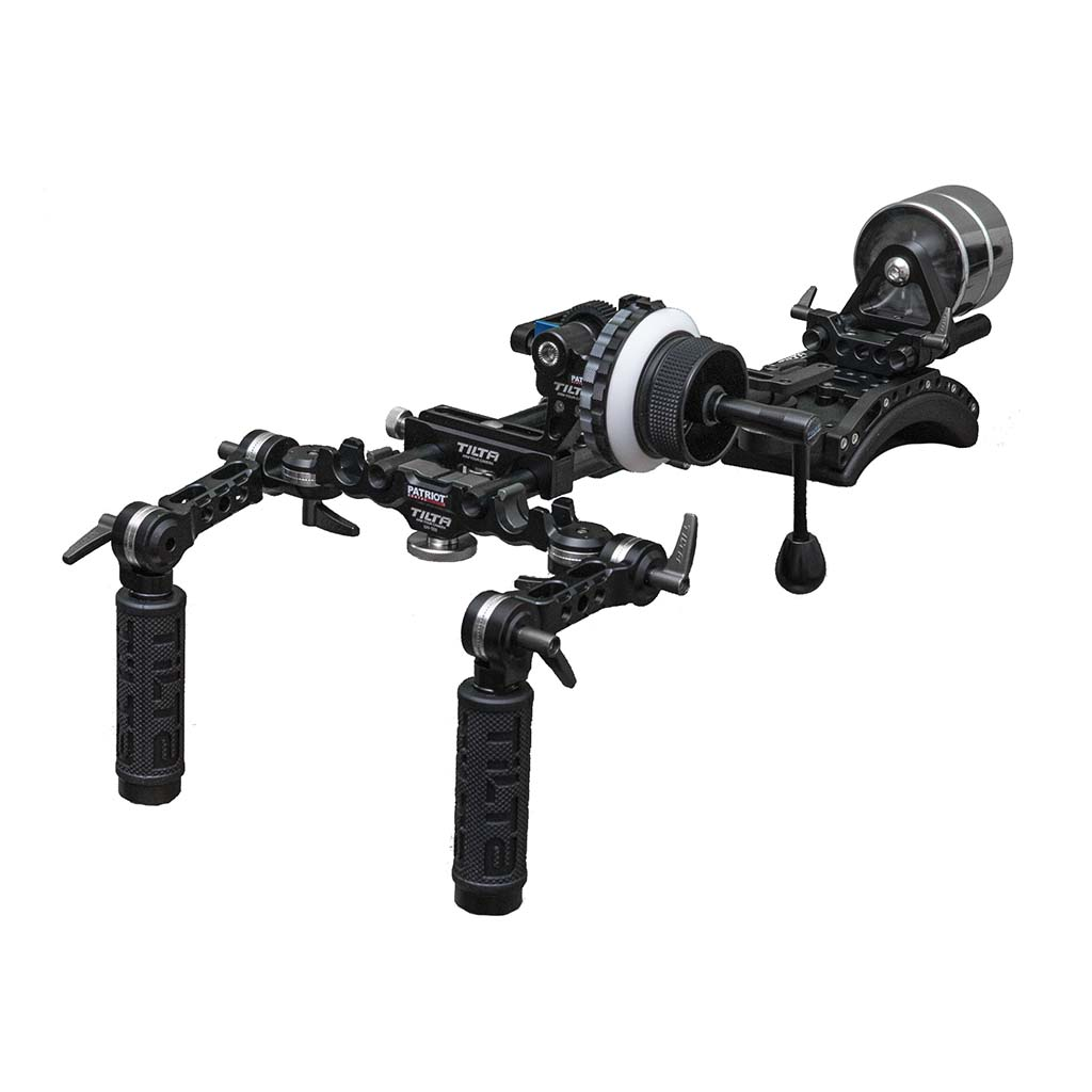 TILTA DSLR Hand Held Shoulder Rig
