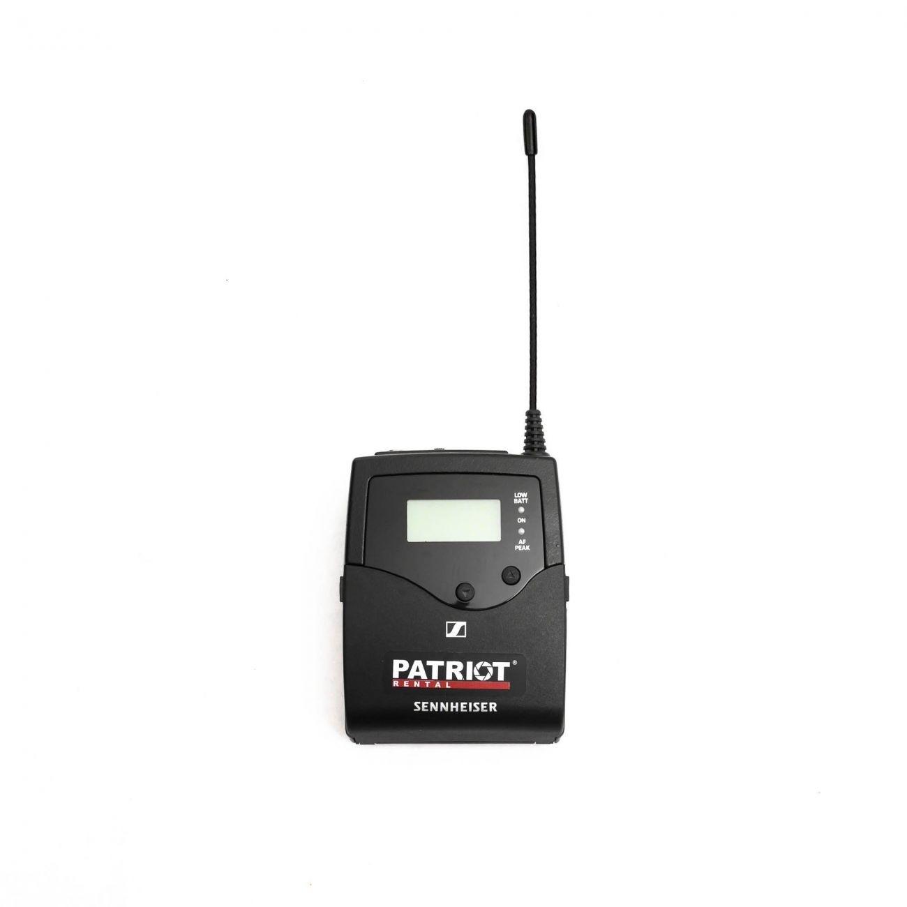Bodypack transmitter Sennheiser SK 500 G4 PR (558-626MHz)
