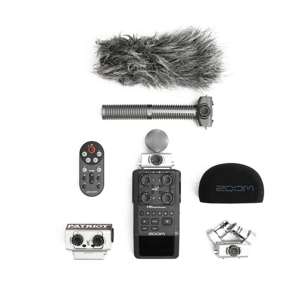 Recorder ZOOM H6 Handy