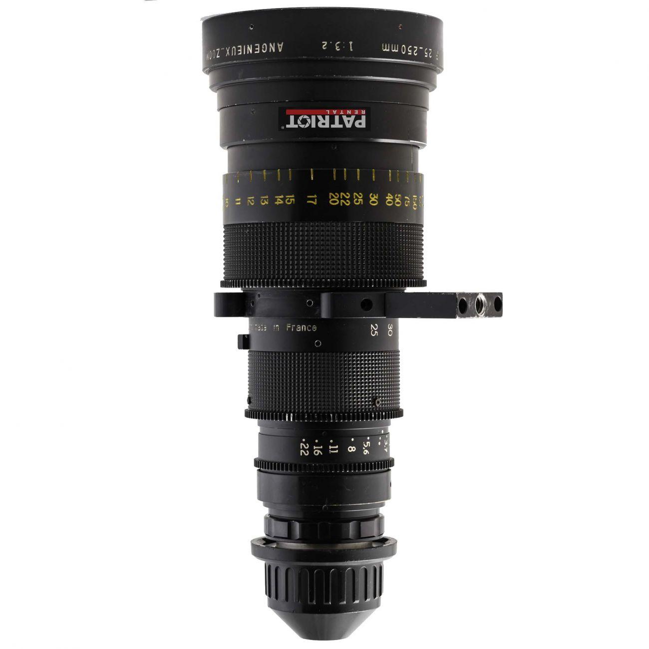 Angenieux HR Zoom 25-250mm T3.5