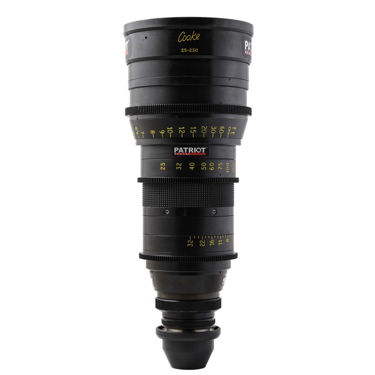 Cooke Classic MKIII Line Zoom 25-250mm T3.7