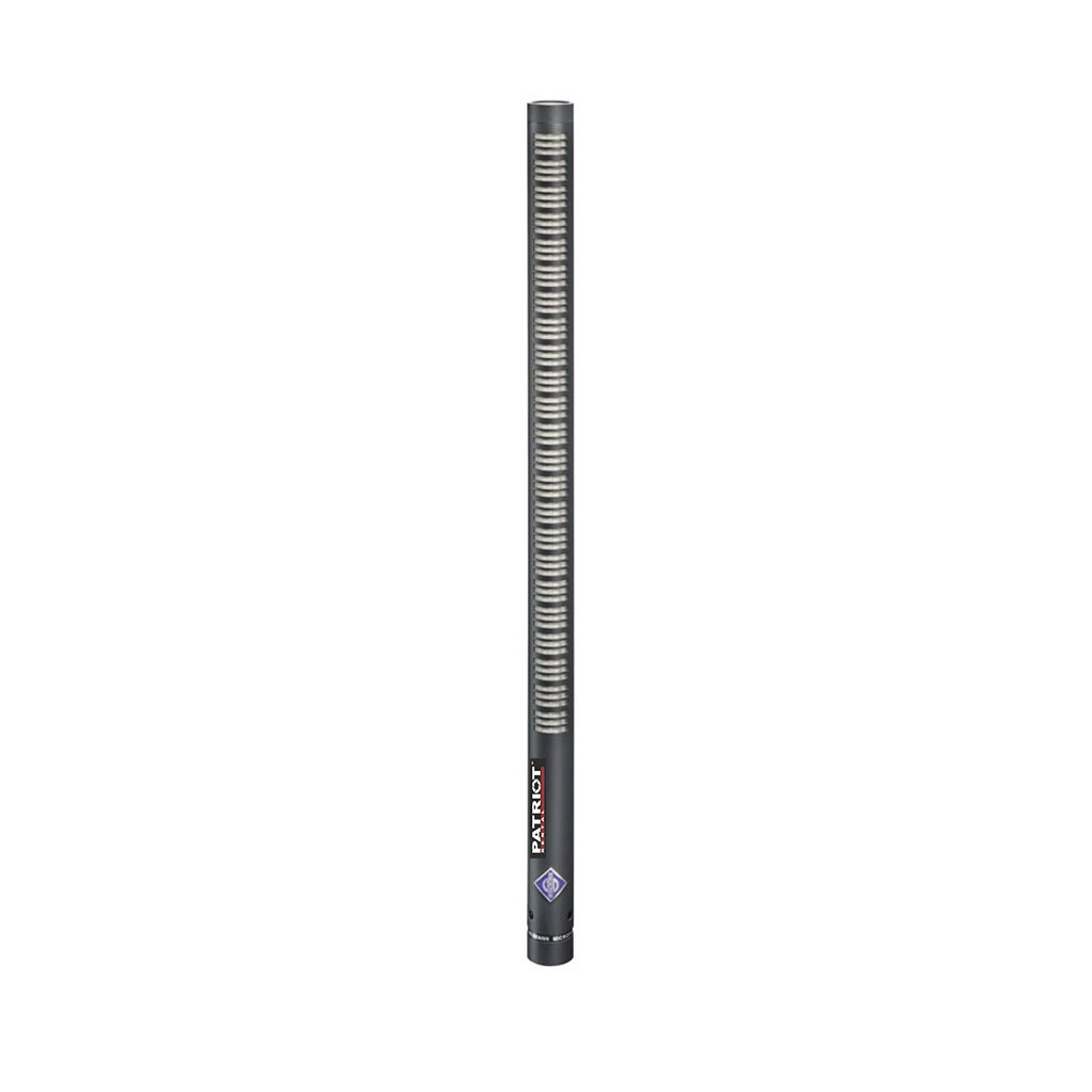 Neumann KMR 82 i Shotgun Microphone (Satin Nickel Finish)
