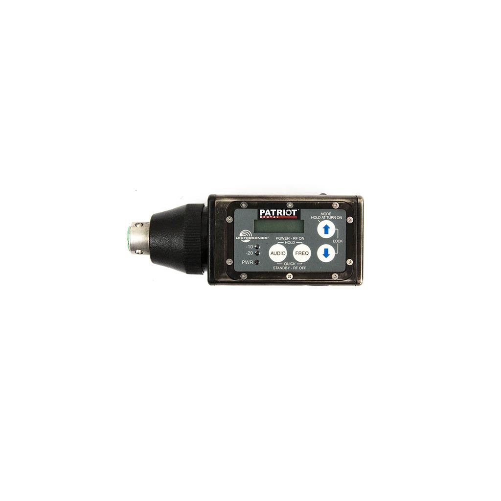 Plug-On Transmitter Lectrosonics HMA-C1/ E01