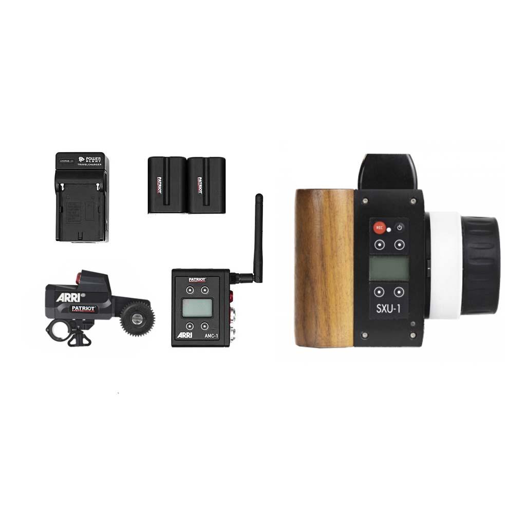 Wireless Focus Control ARRI SXU-1 1 motor