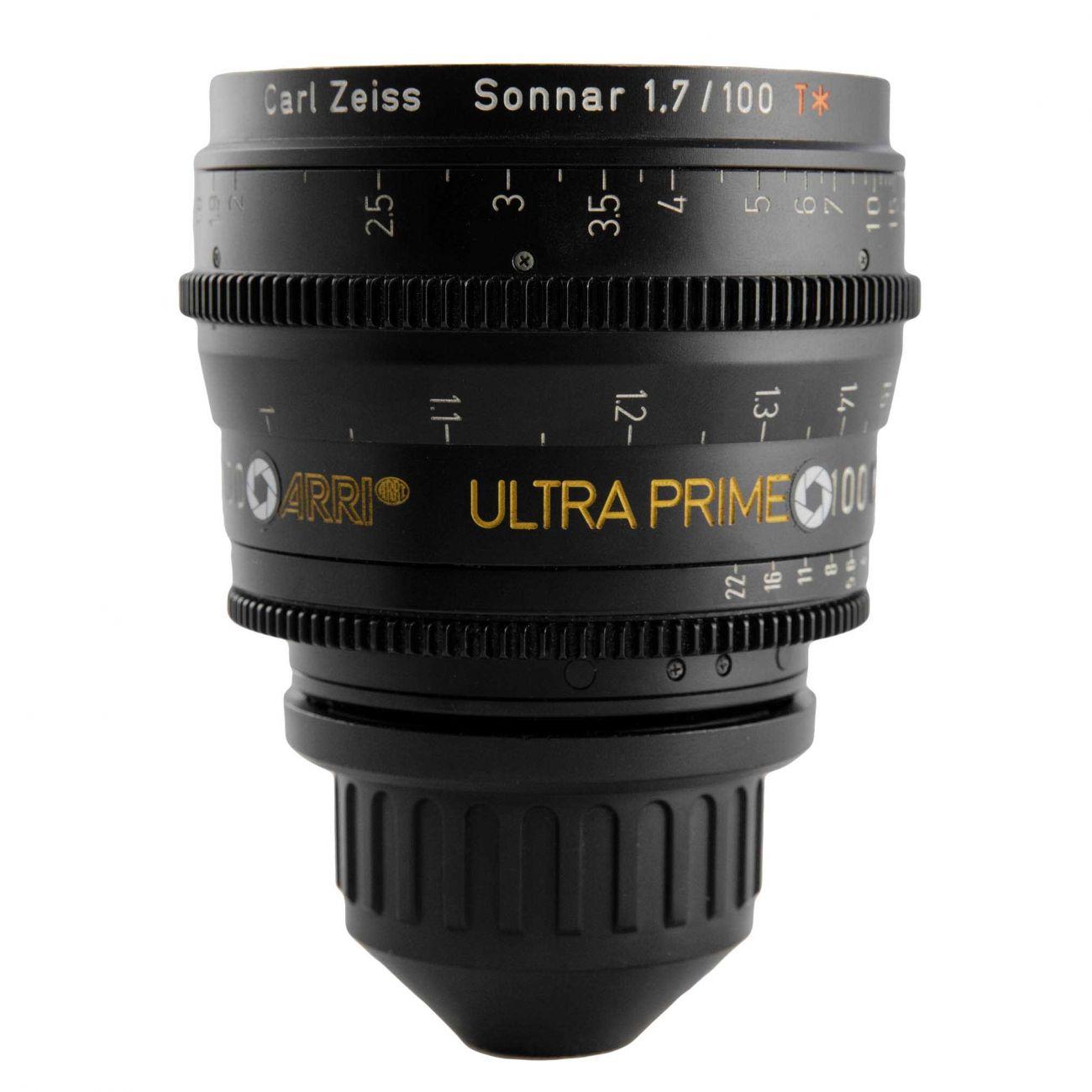 100mm ARRI ULTRA PRIME Lens T1.9