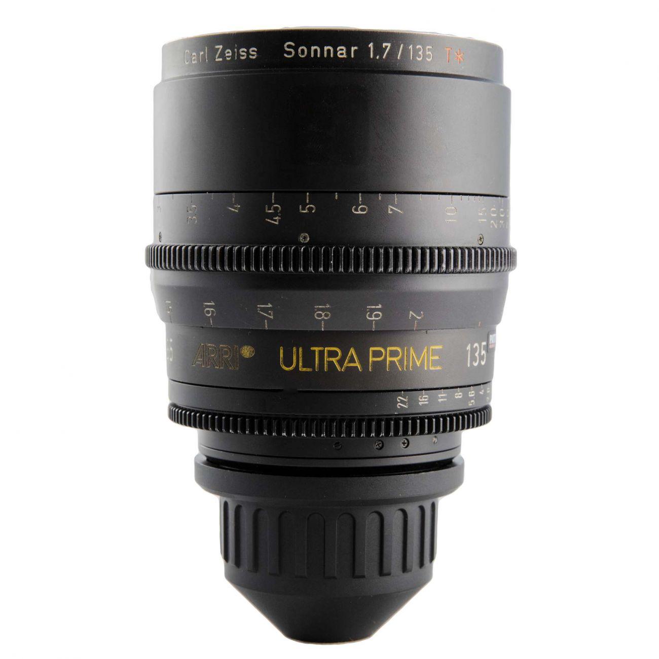 135mm ARRI ULTRA PRIME Lens T1.9