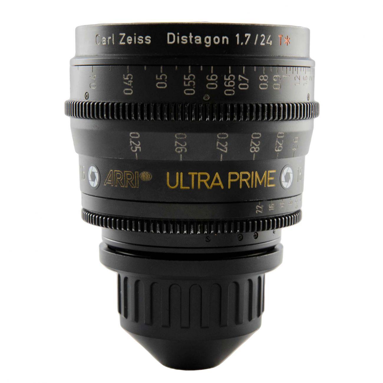 24mm ARRI ULTRA PRIME Lens T1.9