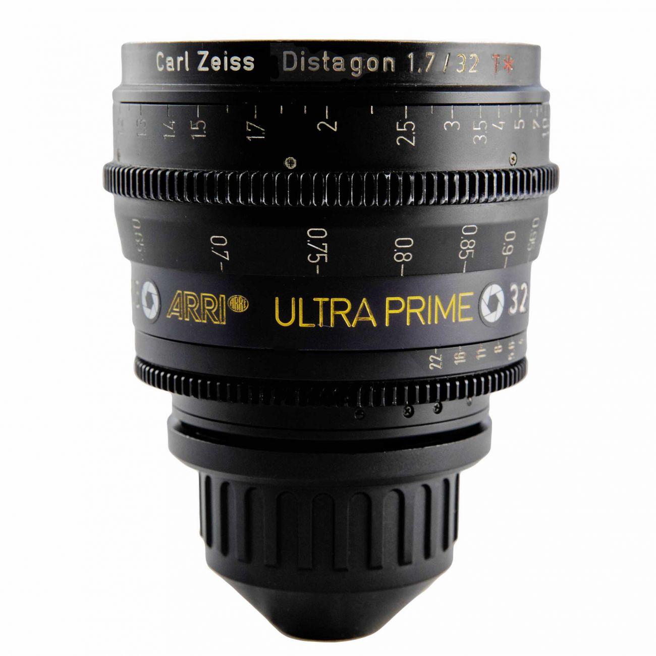 32mm ARRI ULTRA PRIME Lens T1.9