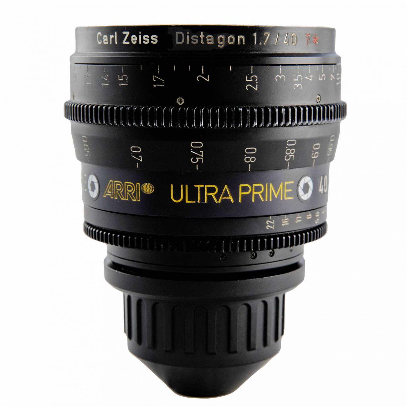 40mm ARRI ULTRA PRIME Lens T1.9