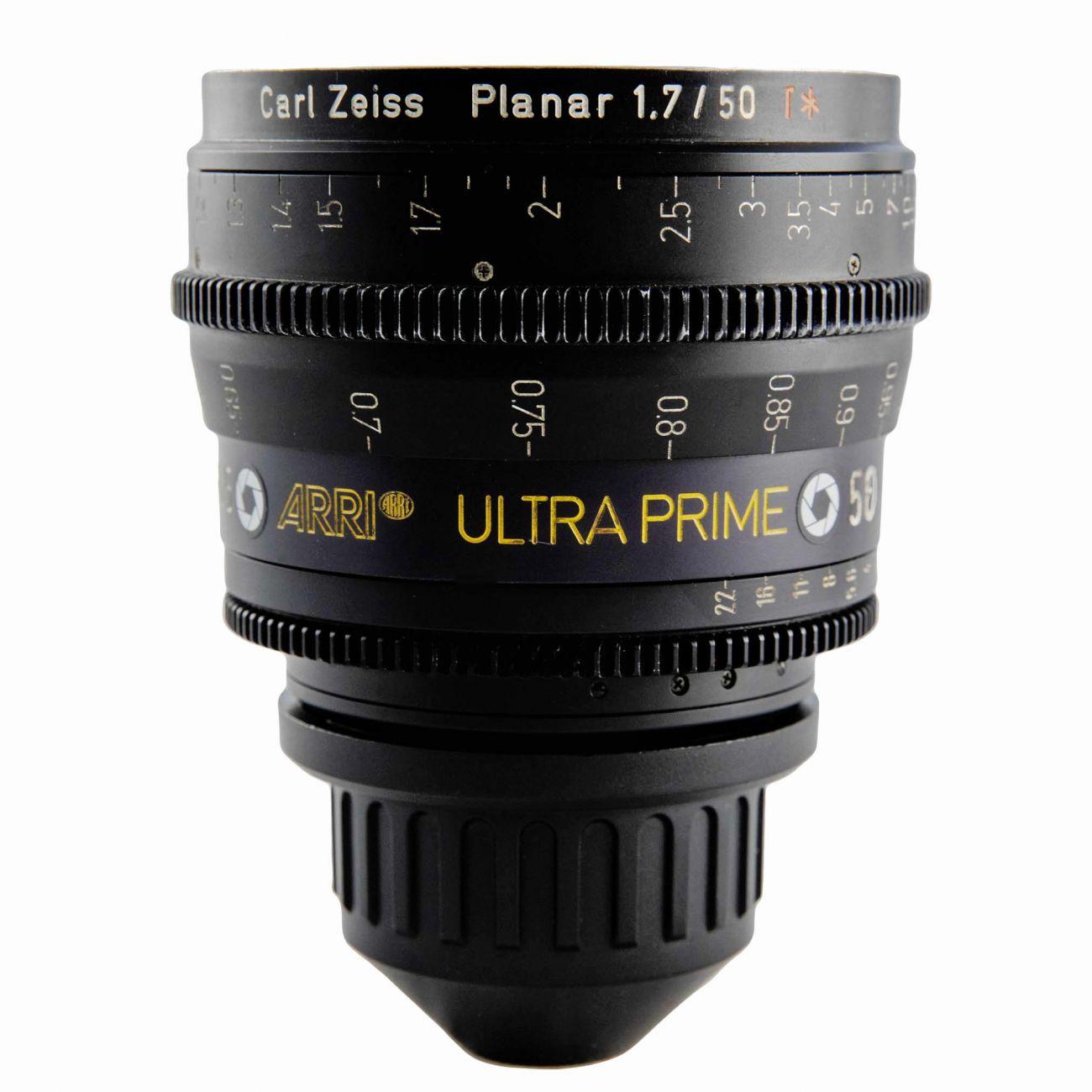 50mm ARRI ULTRA PRIME Lens T1.9
