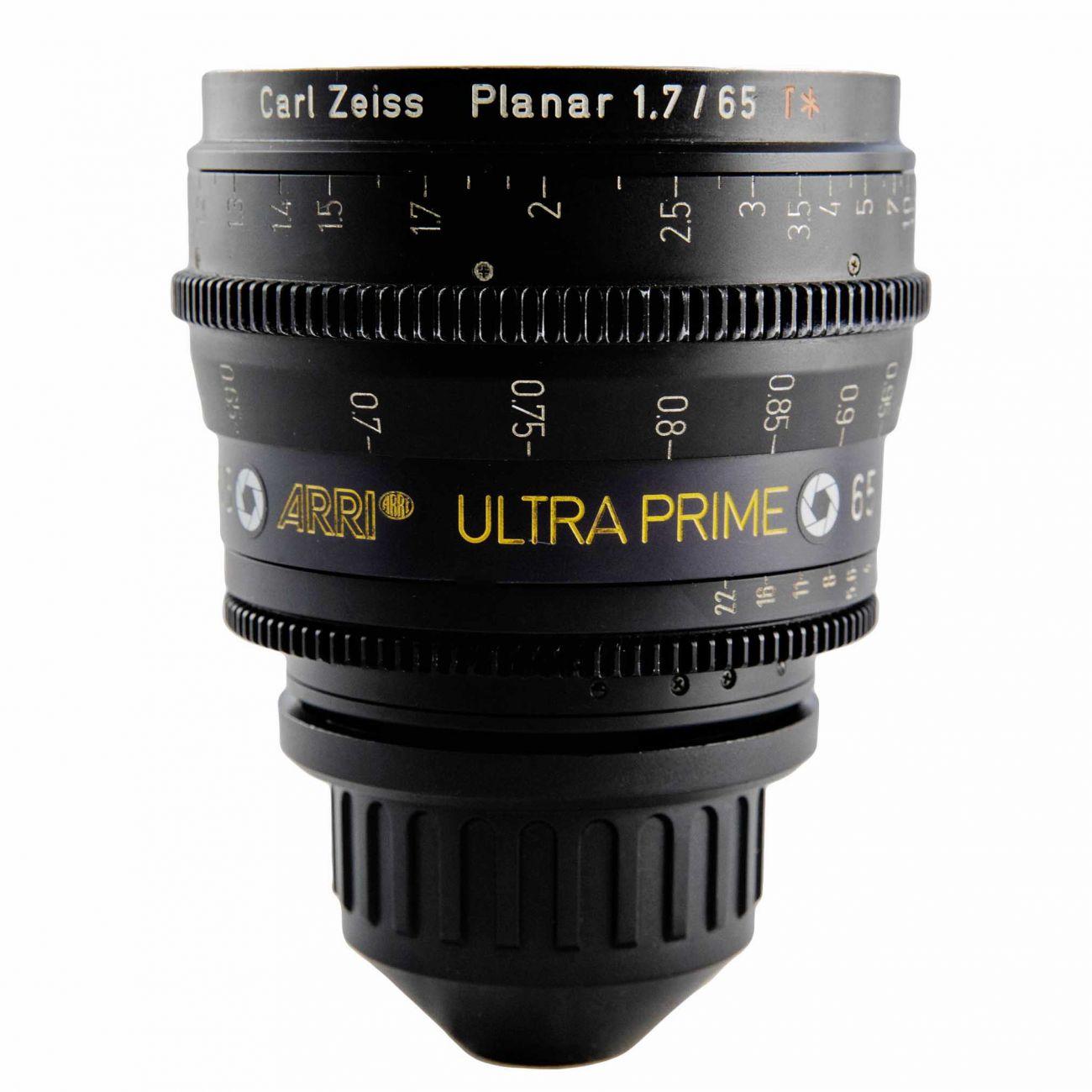 65mm ARRI ULTRA PRIME Lens T1.9