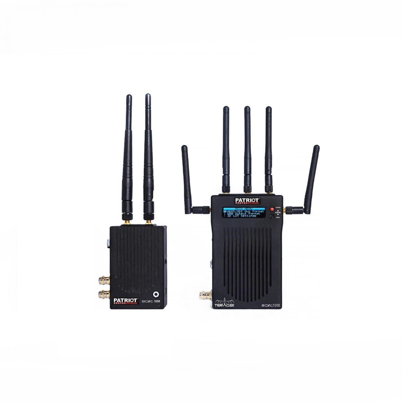 TERADEK BOLT 1000 (SDI/HDMI, 1xRx, 300m)