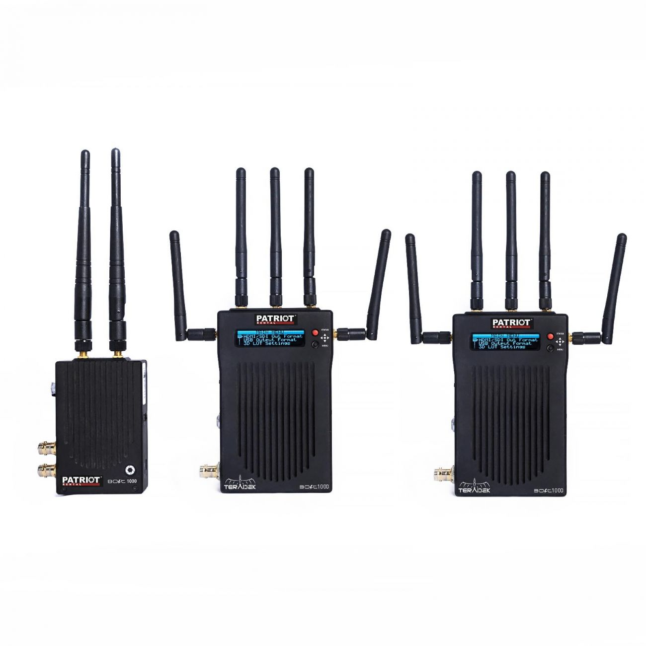 TERADEK BOLT 1000 (SDI/HDMI, 2xRx, 300m)