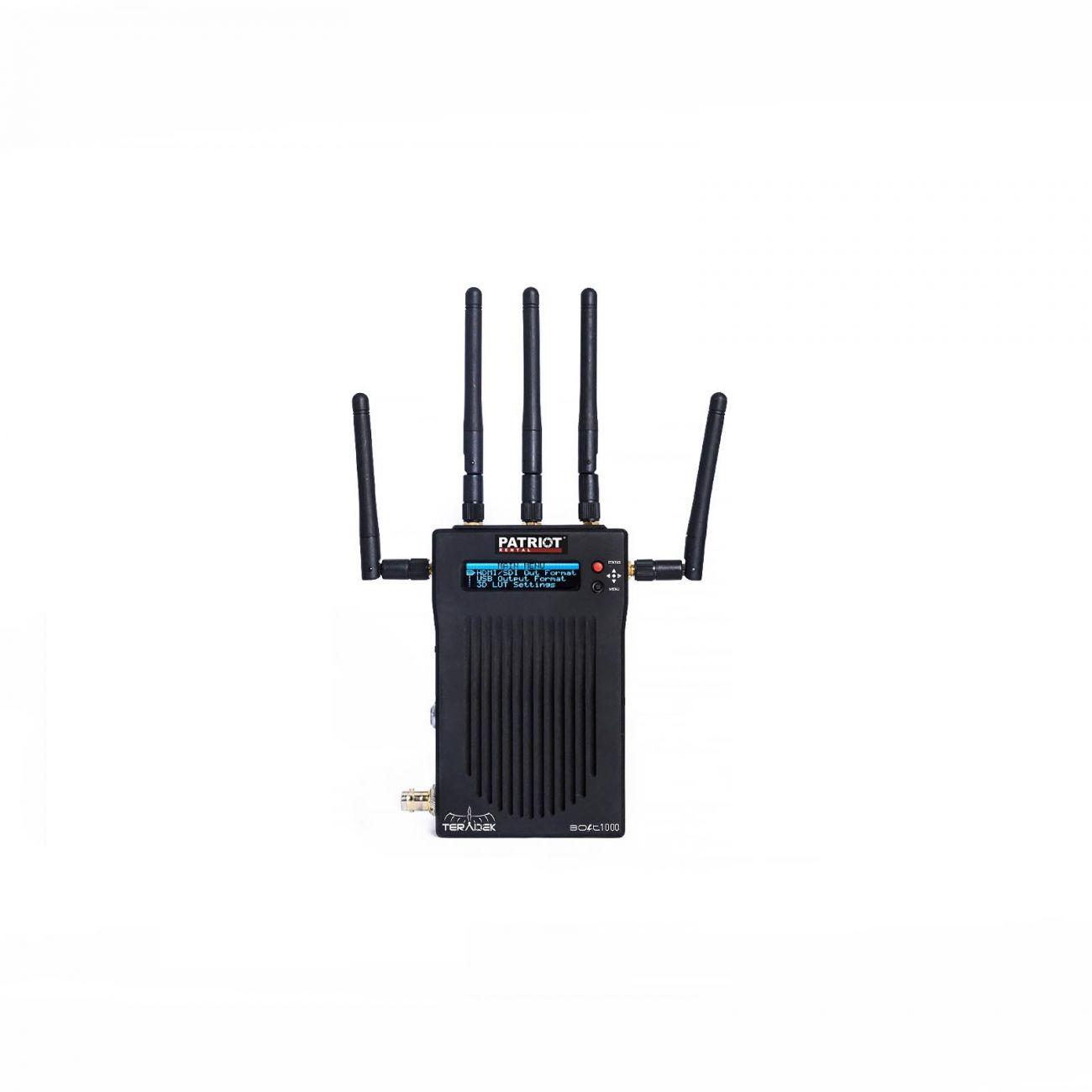 TERADEK BOLT 1000 RX SDI/HDMI 300m