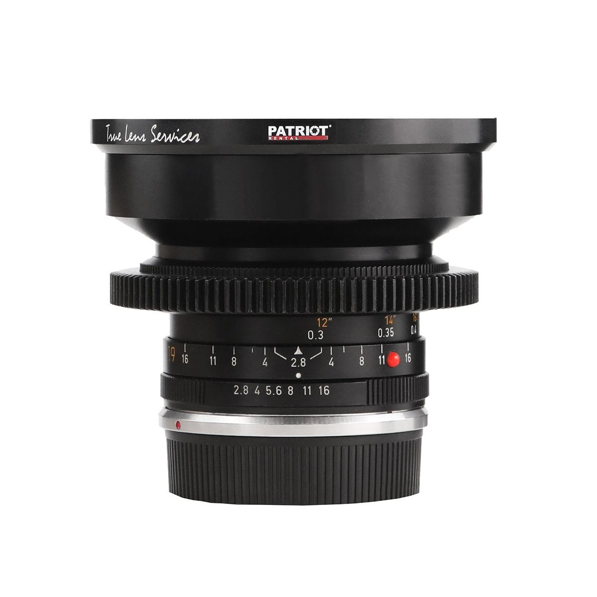 19mm LEICA-R EF Lens T2.8