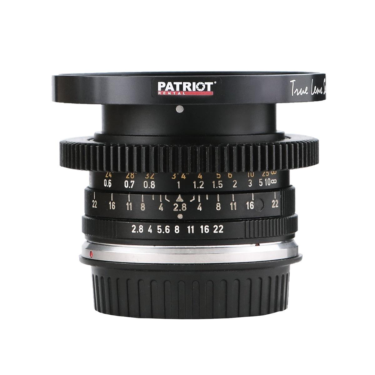 28mm LEICA-R EF Lens T2.8