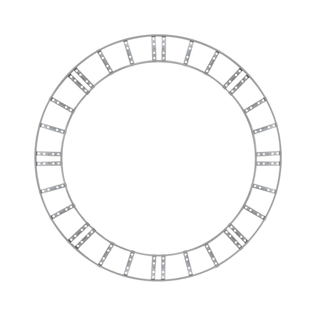 Full circle tracks