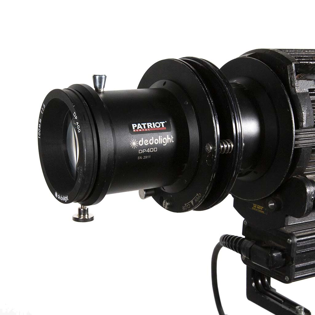 100 mm Projection Lens  f/1.6 for 400 Imaging Series
