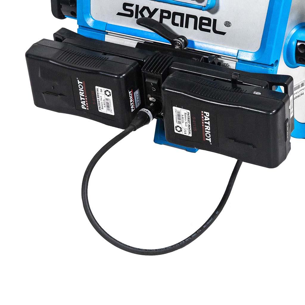 ARRI SkyPanel V-mount Battery Adapter Plate