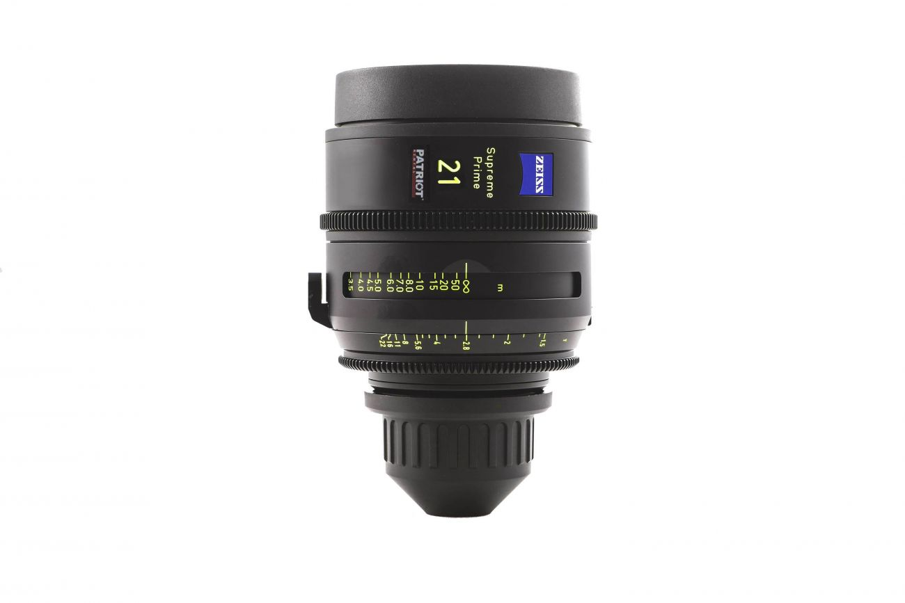 21mm ZEISS SUPREME PRIME Lens T1.5