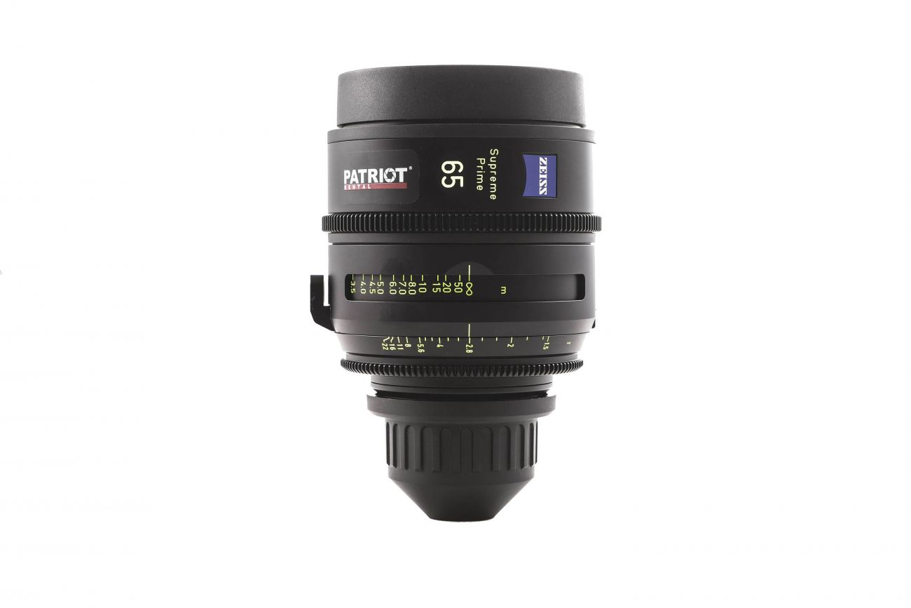 65mm ZEISS SUPREME PRIME Lens T1.5