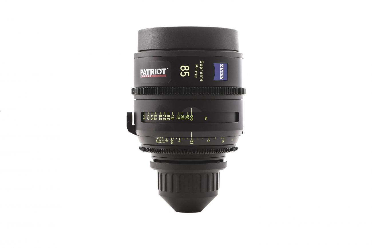 85mm ZEISS SUPREME PRIME Lens T1.5