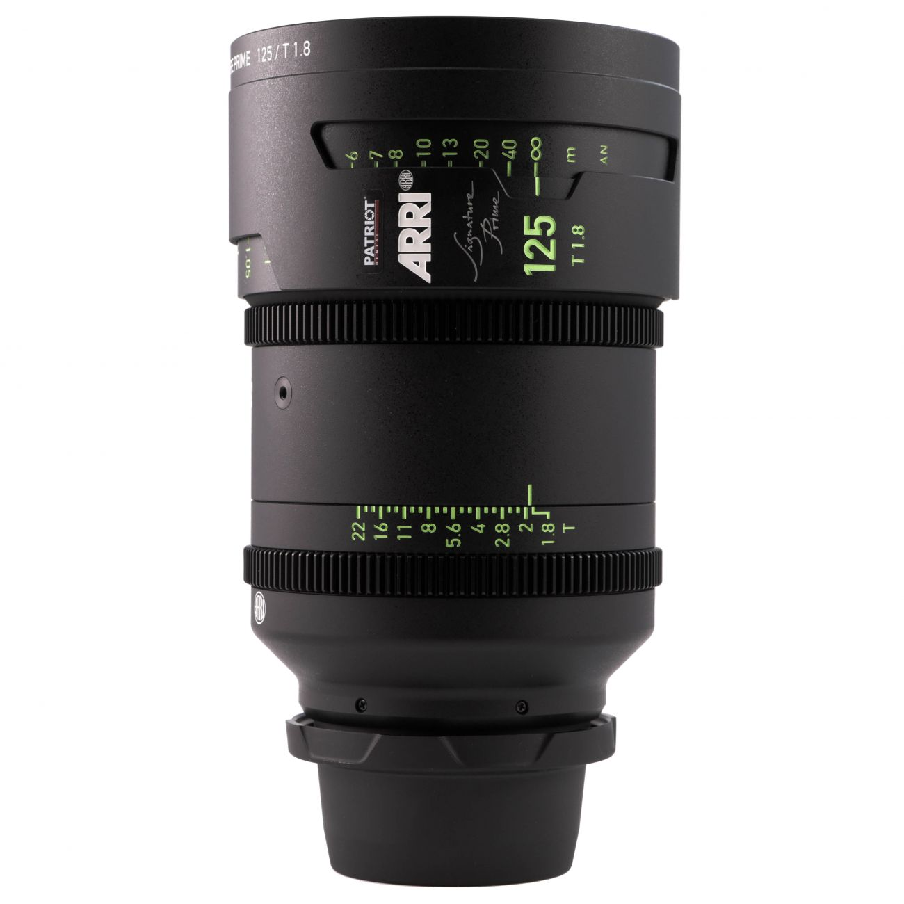 125mm ARRI SIGNATURE PRIME Lens T1.8