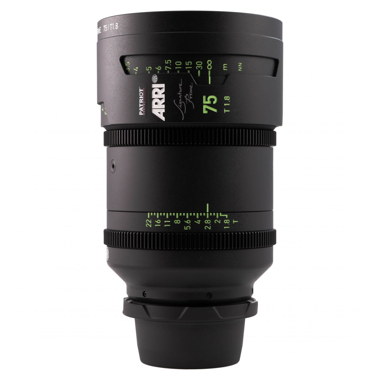 75mm ARRI SIGNATURE PRIME Lens T1.8