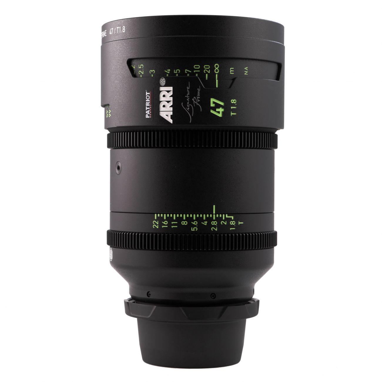 47mm ARRI SIGNATURE PRIME Lens T1.8