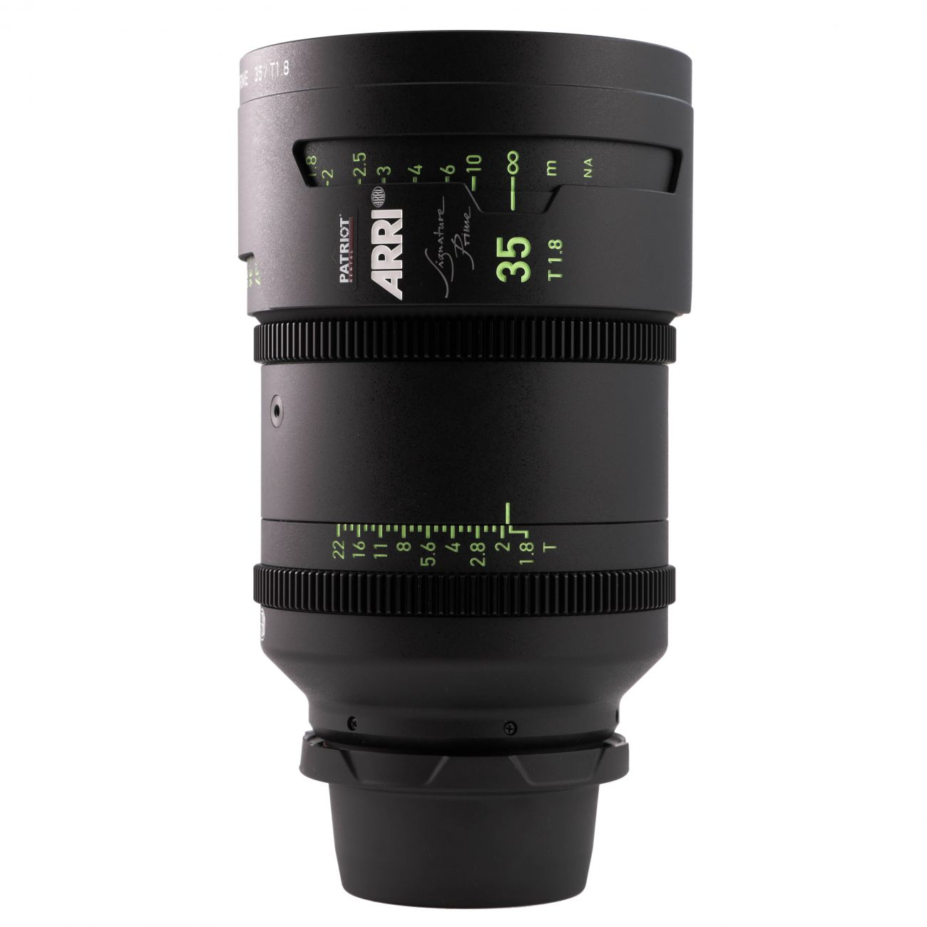 35mm ARRI SIGNATURE PRIME Lens T1.8
