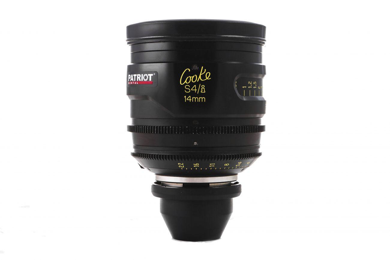14mm COOKE S4i/ lens T2