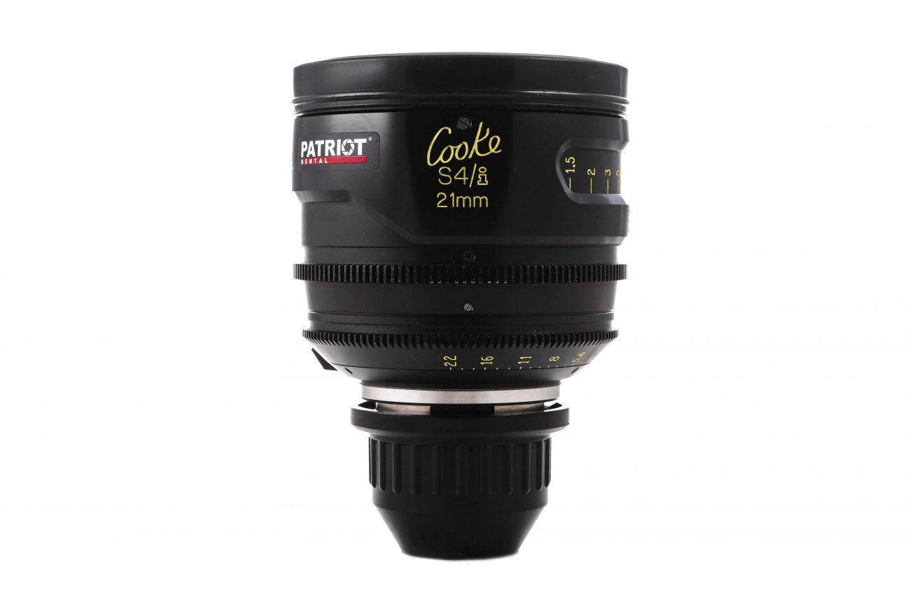 21mm COOKE S4/i lens T2