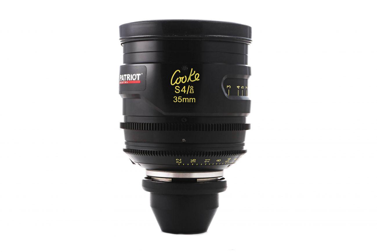 35mm COOKE S4/i lens T2