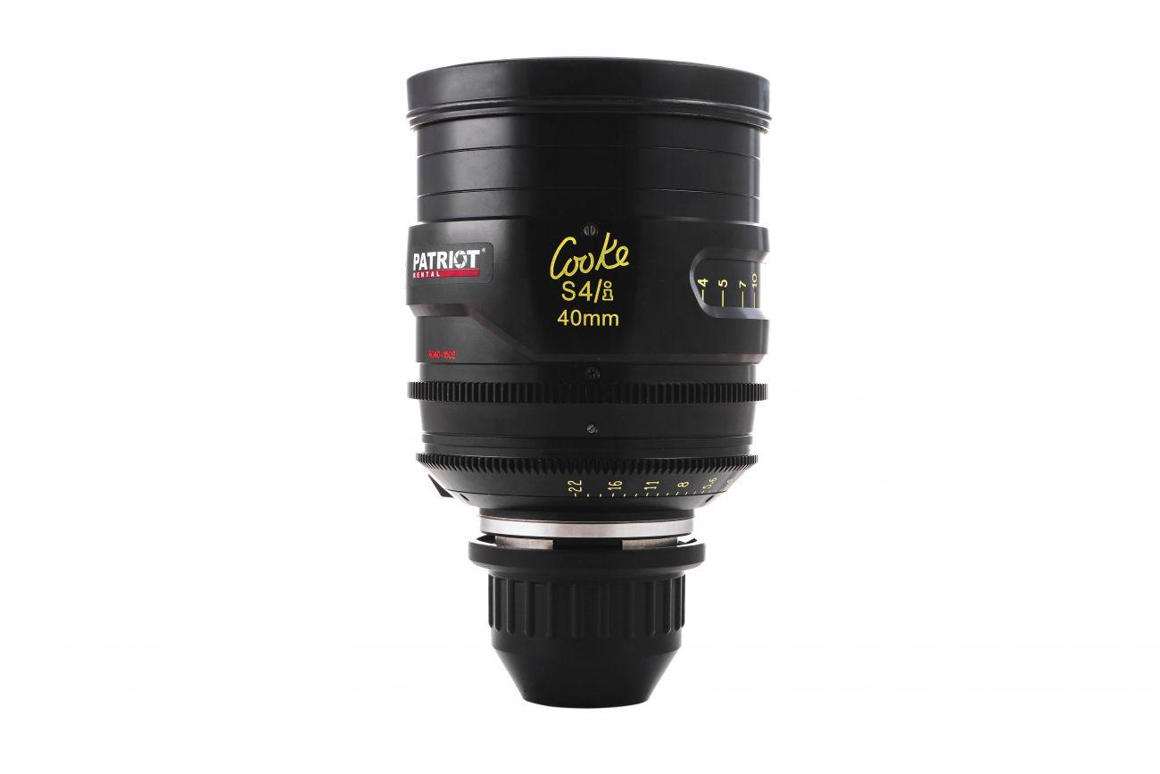 40mm COOKE S4/i lens T2