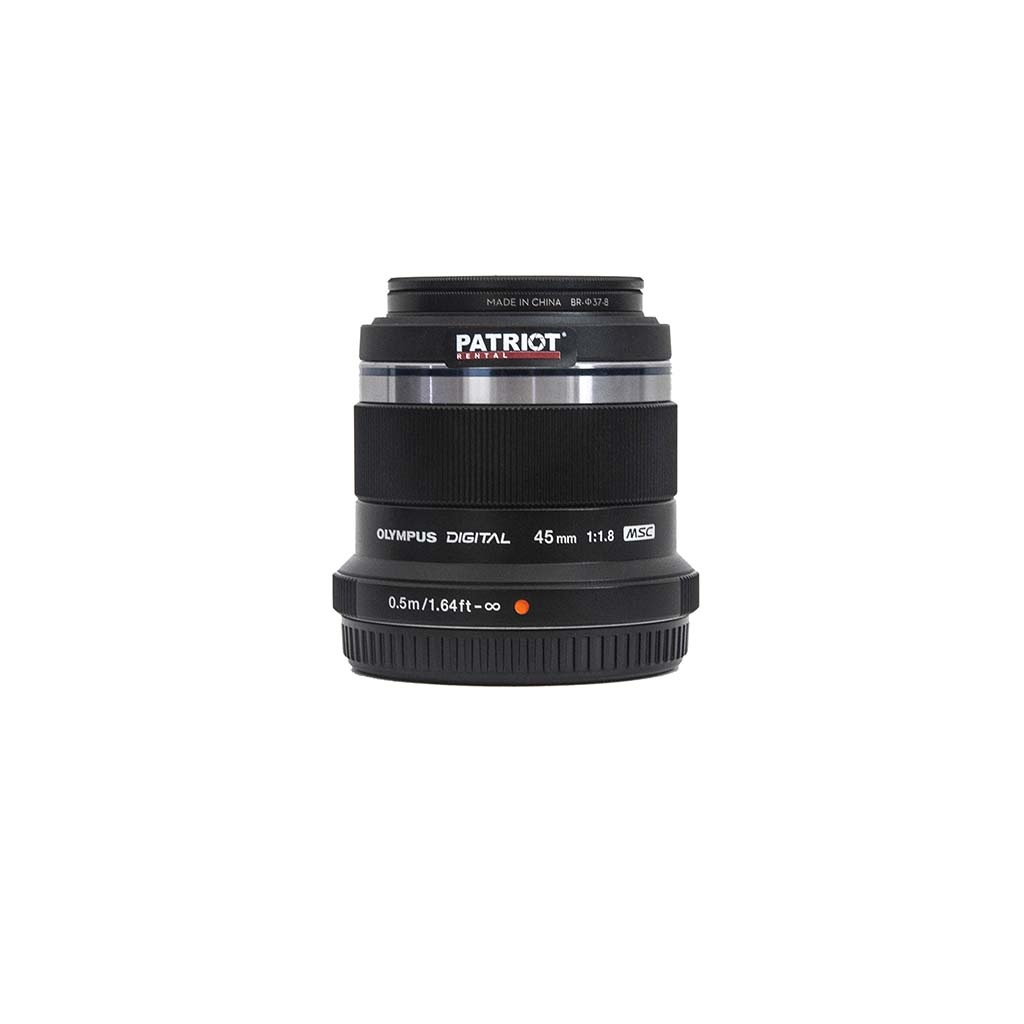 45mm Olympus Digital lens f/1.8