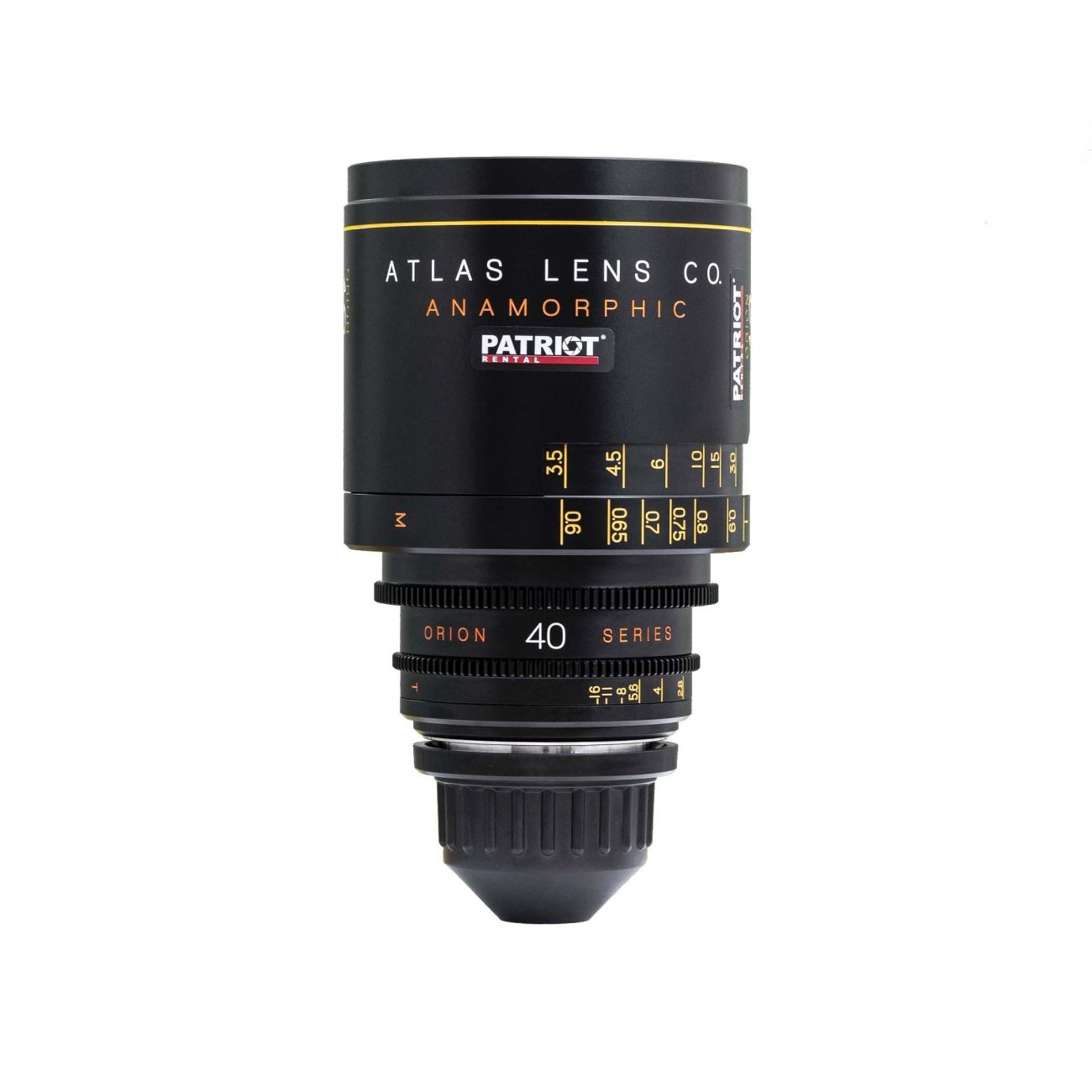 40mm ORION ATLAS SERIES ANAMORPHIC 2x lens T2
