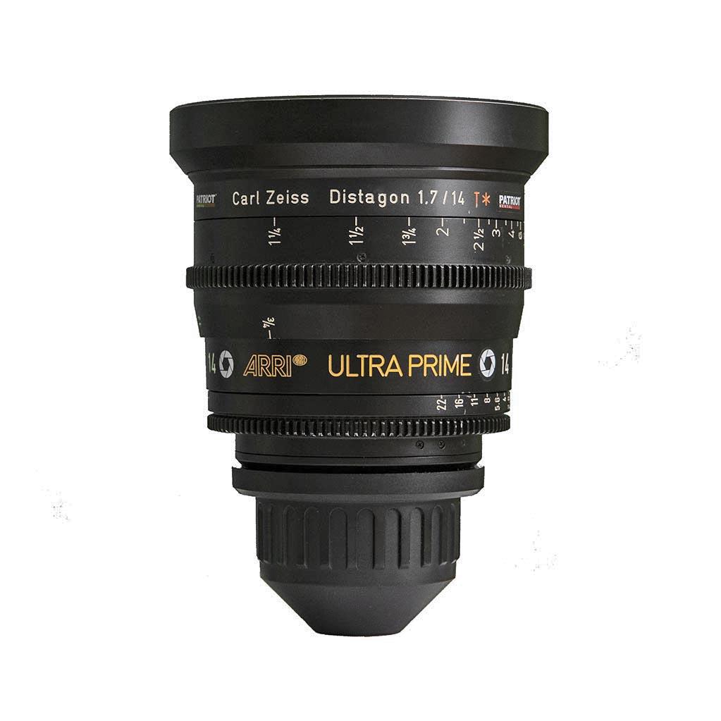 14mm ARRI ULTRA PRIME Lens T1.9