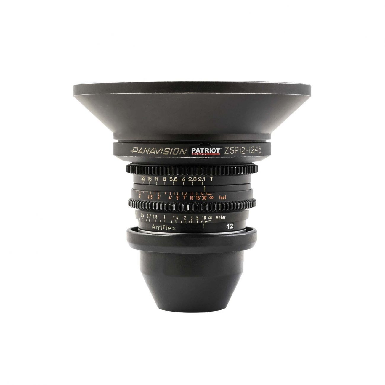 12mm ARRI PRIME T2.1