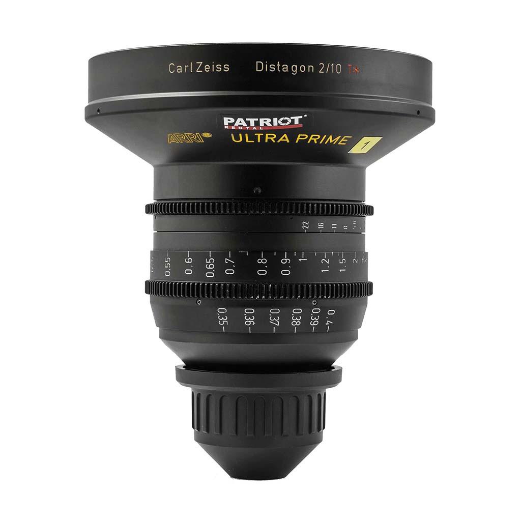 10mm ARRI ULTRA PRIME Lens T1.9