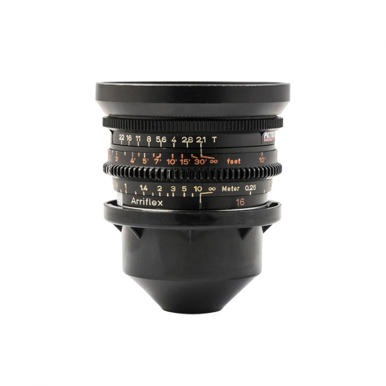16mm ARRI PRIME T2.1