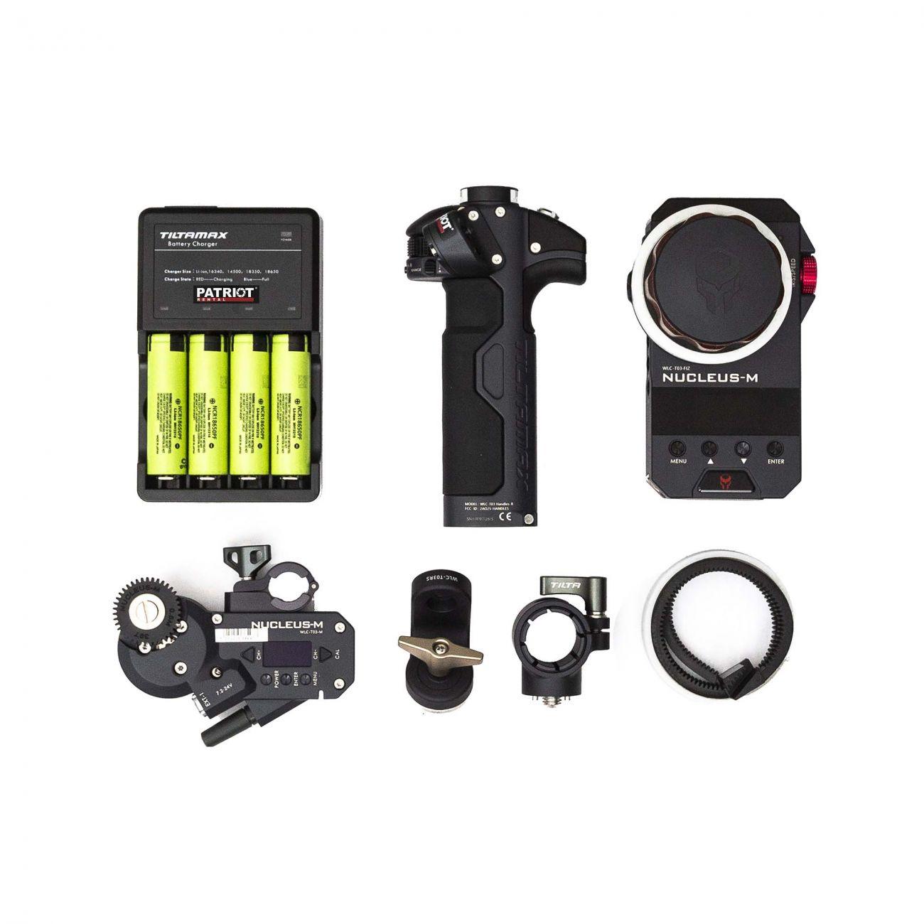 Wireless Focus Control NUCLEUS-M WLC-T03 1 motor