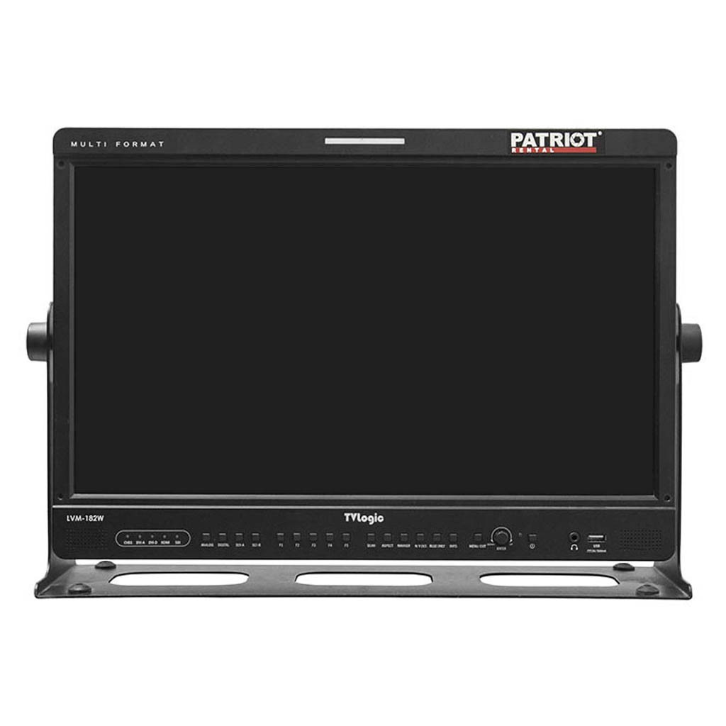 Monitor 18,5″ TV Logic  HDLCD LVM-182W