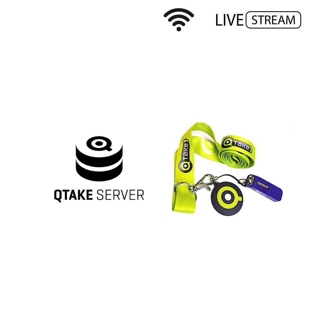 CLIENT Q-Take STREAM/SERVER Extension for PLAYBACK Set