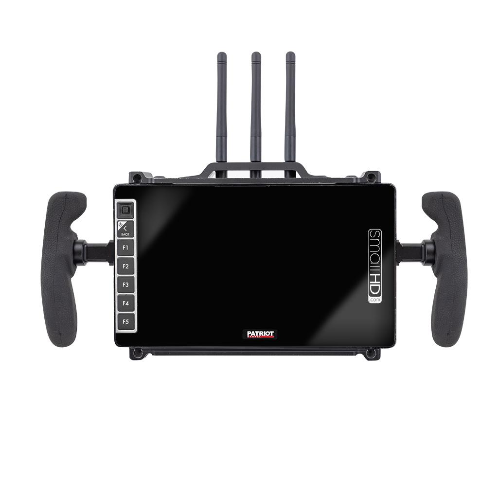Wireless Director's Monitor Cage SmallHD 703 Bolt