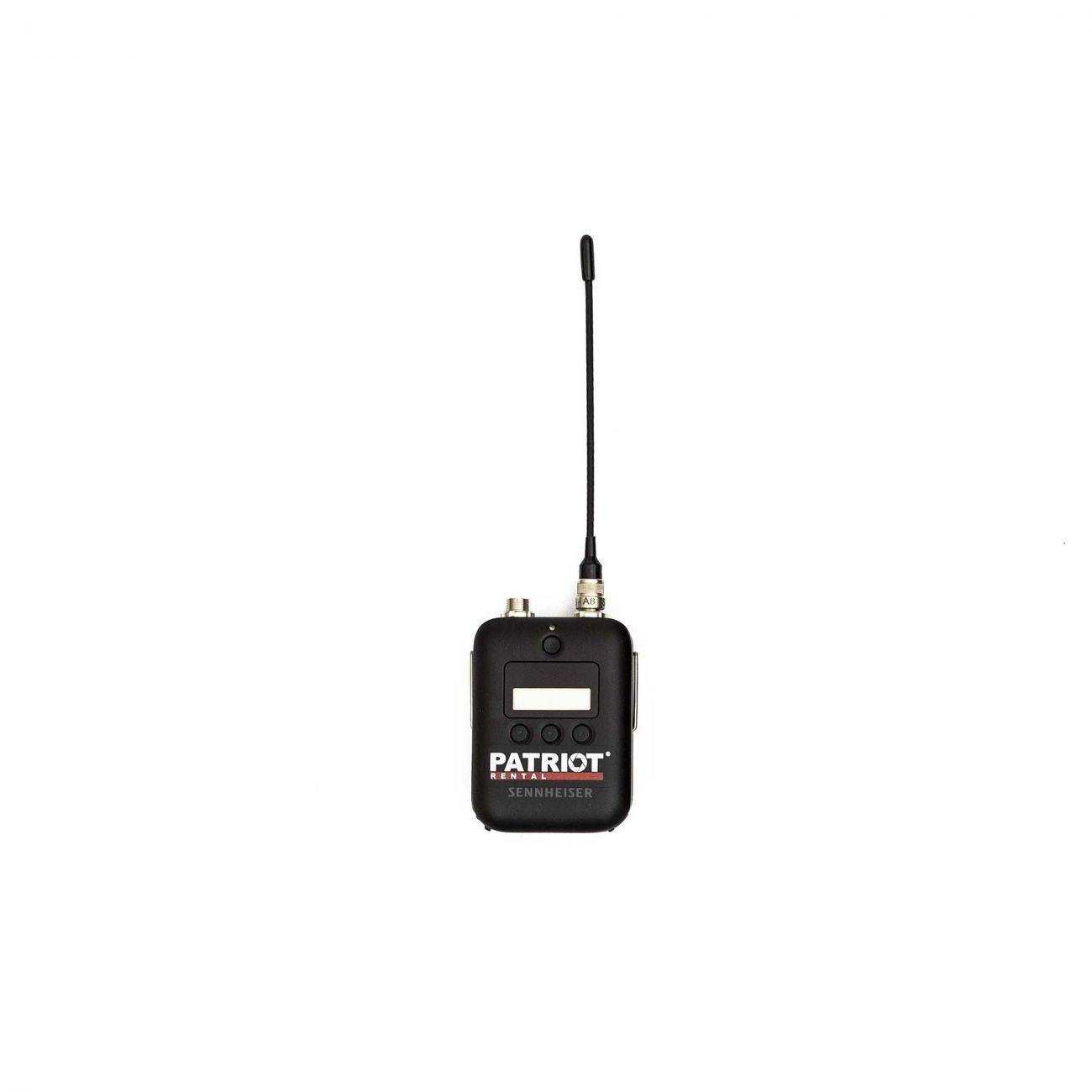 Bodypack transmitter Sennheiser SK 6212