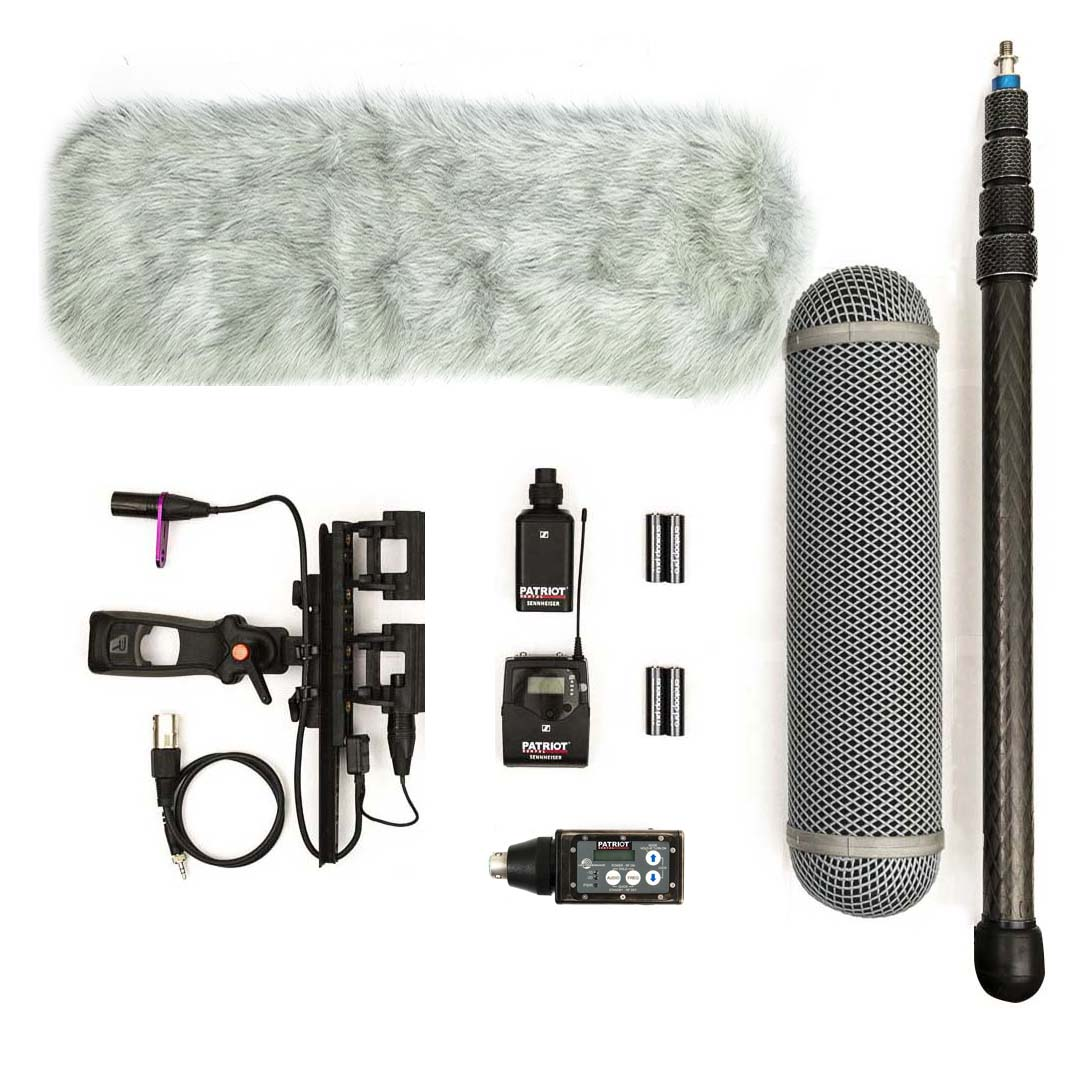 Sound Boom Lectrosonics KIT