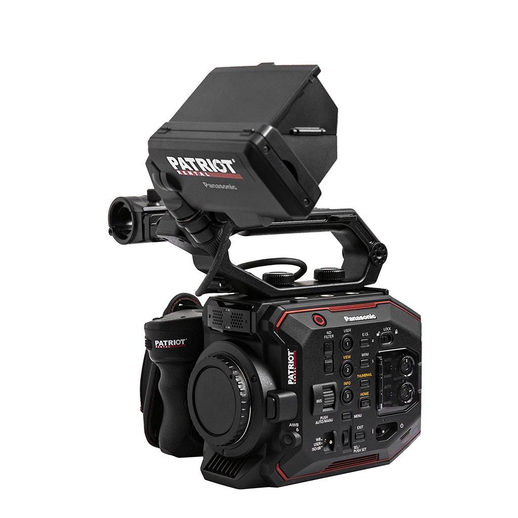 Panasonic AU-EVA1 5.7K Super 35mm Cinema Camera