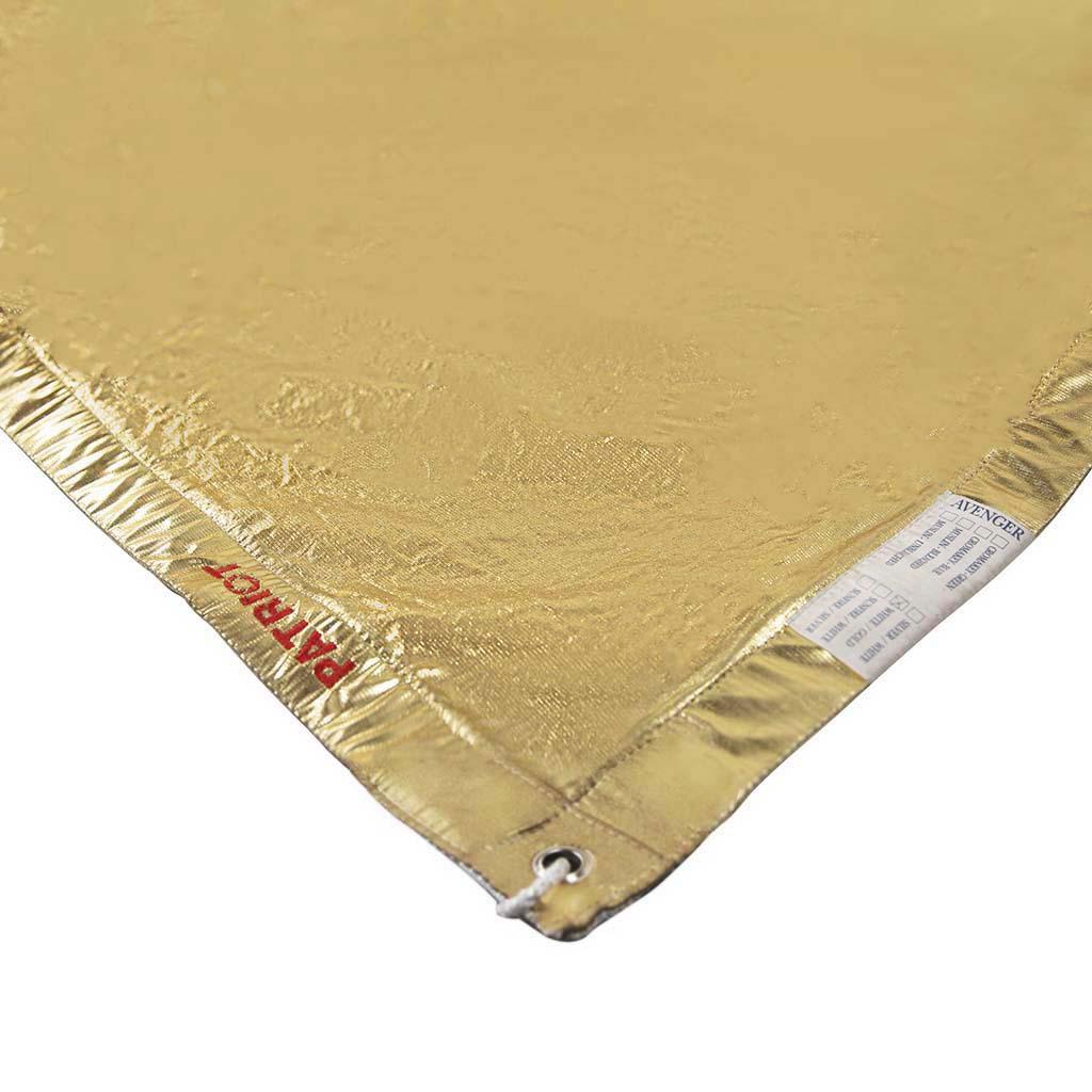 6×6 textile GOLD
