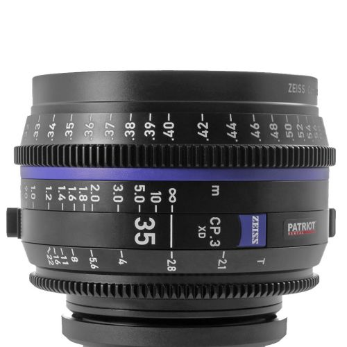 EF mount 35mm lenses mob
